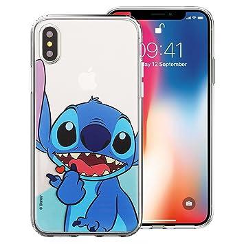 coque iphone x stitch