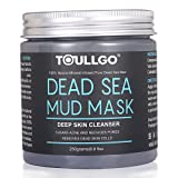 Dead Sea Mud Mask, Purifying Dead Sea Mud Mask Facial Treatment, Dead Sea Mud Mask Facial Cleanser, Mask for Facial Treatment, Acne, Oily Skin&Improves Overall Complexion 250ml. 8.8 fl oz