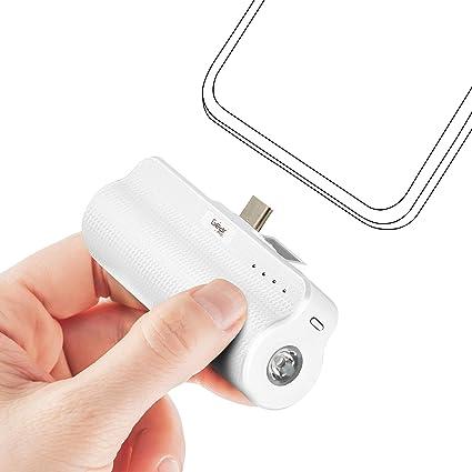 Amazon.com: Gear Pro Mini - Cargador de batería portátil con ...
