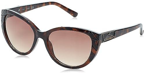 Guess GF0297, Gafas de Sol para Mujer, Marrón (Marrone), 56