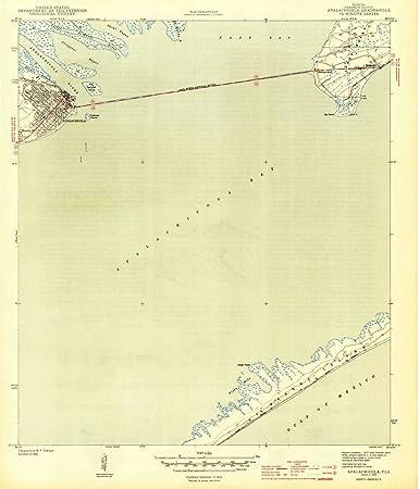 Amazon.com: YellowMaps Apalachicola FL topo map, 1:31680 ... on map of port saint joe florida, map of punta rassa florida, map of indian creek florida, map of greenville florida, map of big coppitt key florida, map of ochlockonee river florida, map of st. lucie county florida, full large map of florida, map of cedar key florida, map of chokoloskee florida, map of st. cloud florida, map of south carolina florida, map of st teresa florida, map of texas florida, map of florida panhandle, map of micco florida, map of hypoluxo florida, map of ponce de leon florida, map of alys beach florida, map of sopchoppy florida,