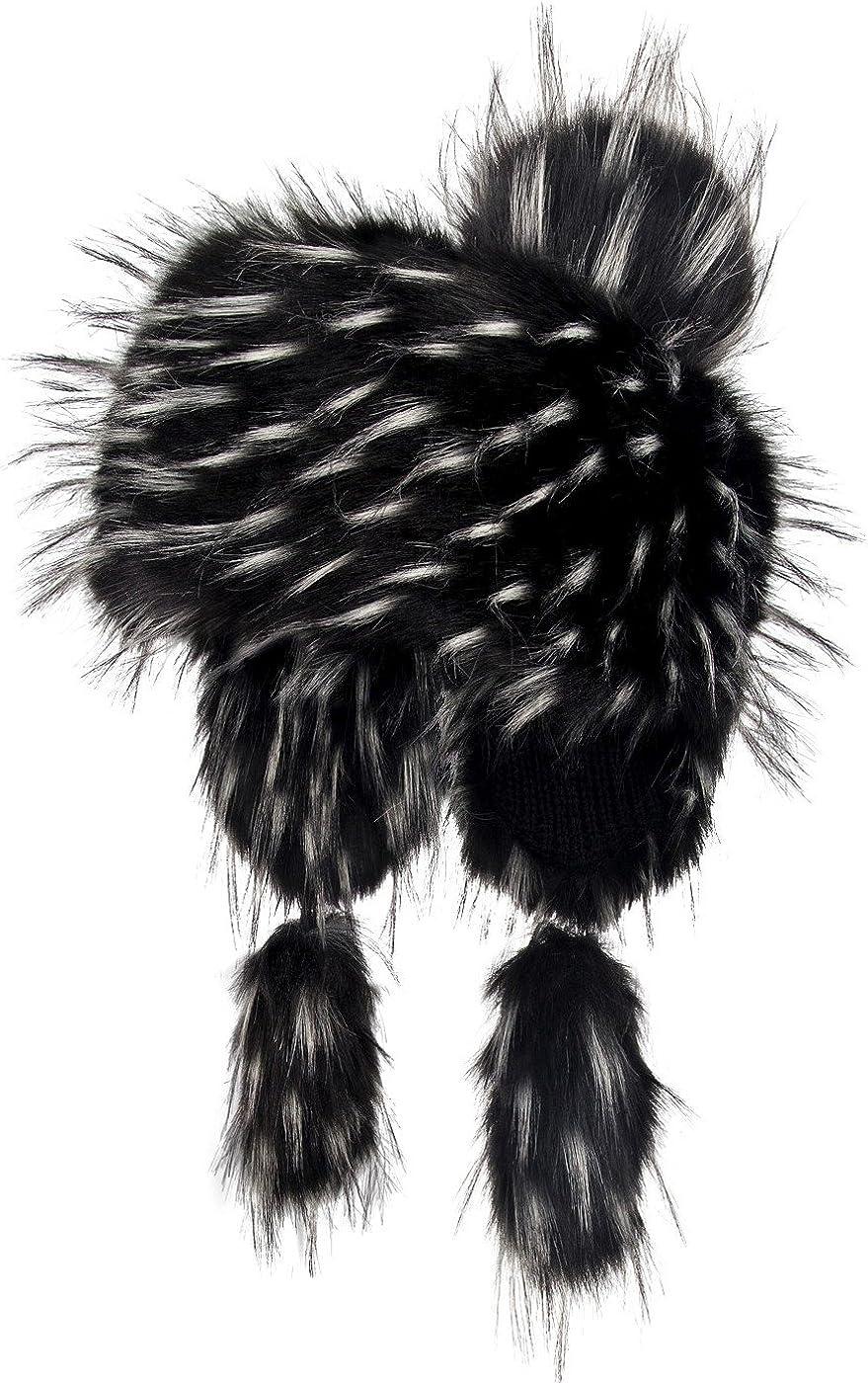 Futrzane Faux Fox Fur...