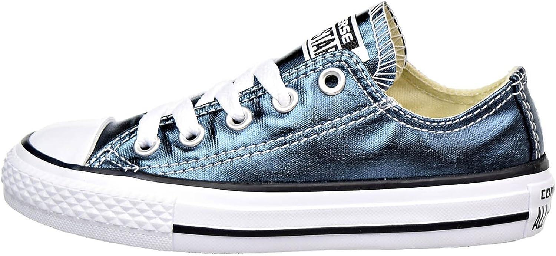 Converse Chuck Taylor All Star Ox Little Kids Blue Fir//White//Black 357662f