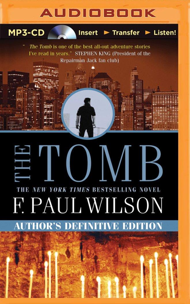 The Tomb (The Adversary Cycle) pdf epub
