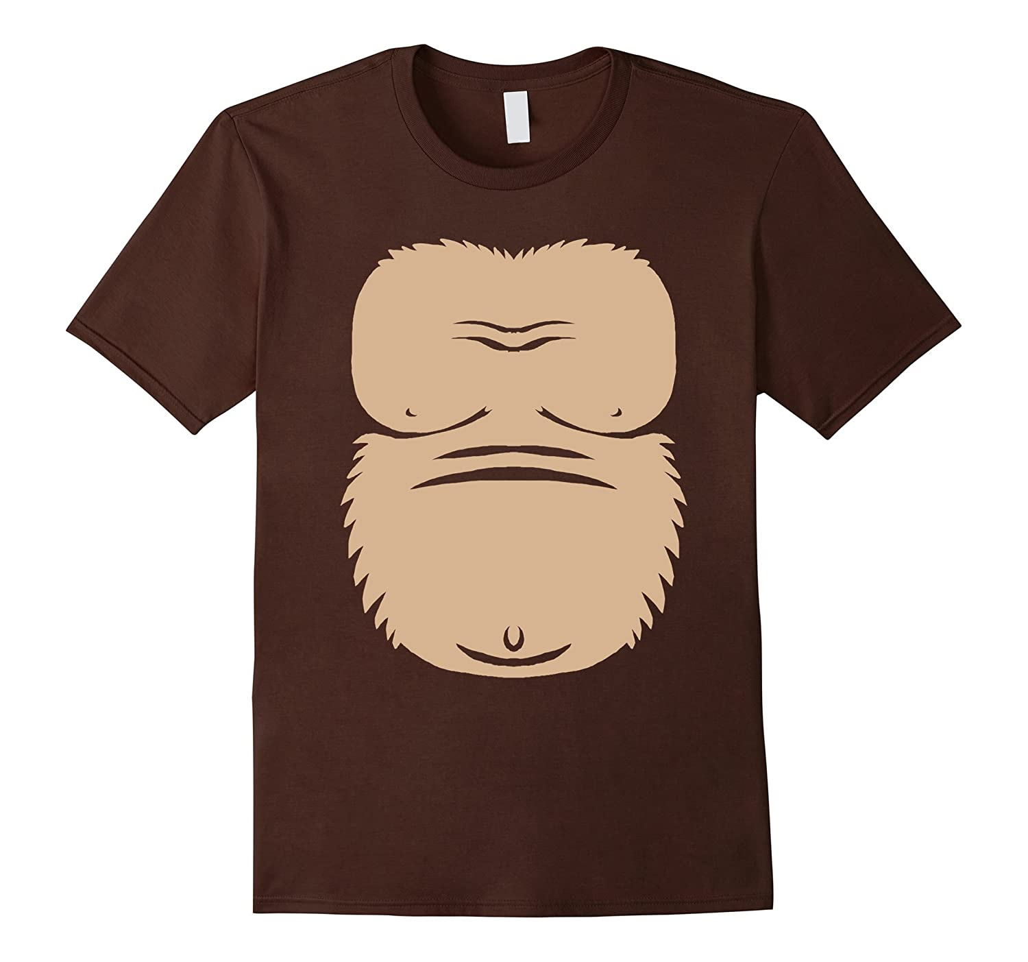 Gorilla Halloween Costume T Shirt Medium-Awarplus