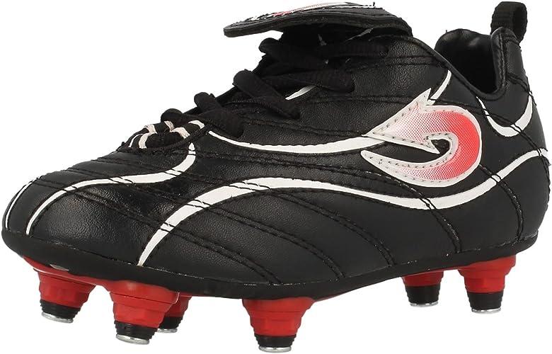 Boys Arrow Football Boot Euphoria Black