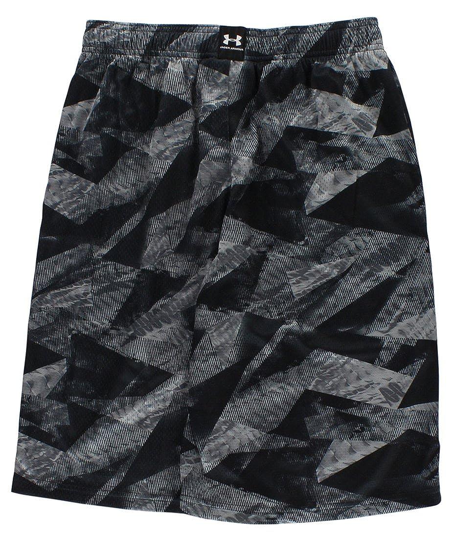 Big Kids Under Armour Kids Mens Steph Curry 30 Essentials Print Shorts