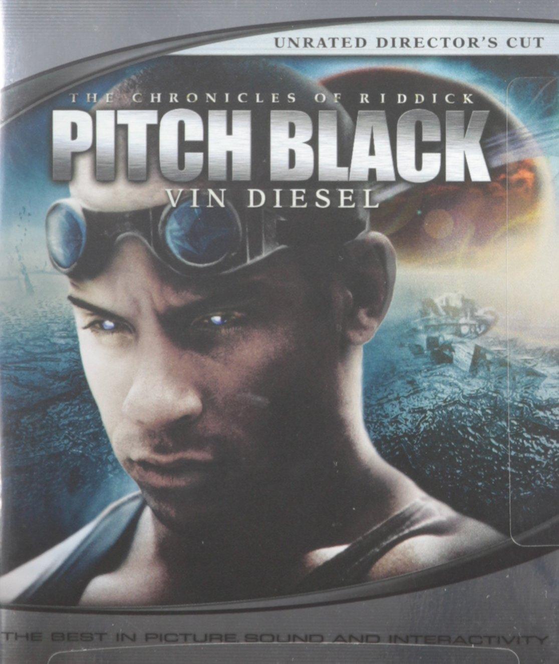 Amazon.com: The Chronicles of Riddick - Pitch Black (Unrated Director's  Cut) [HD DVD]: Vin Diesel, Radha Mitchell, Keith David, Rhiana Griffith,  Cole Hauser, Claudia Black, David Twohy, Tom Engelman, Jim Wheat, Ken