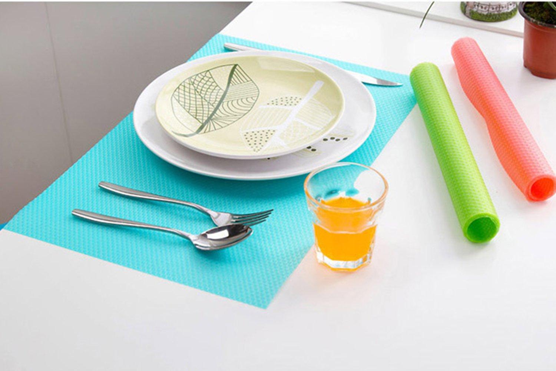 Kühlschrank Einlagen Matten : Toruiwa 4x multifunktional kühlschrankmatten eva antibakteriell