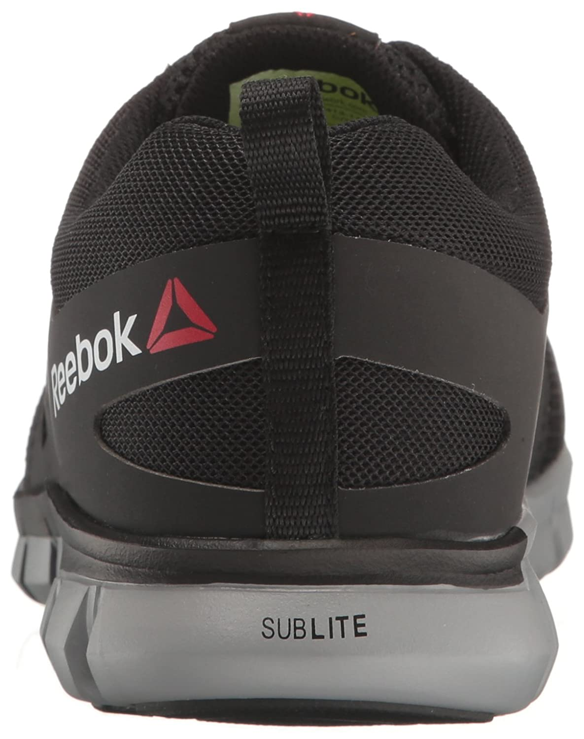 Reebok Work Men's Sublite Cushion Work Rb4041 Industrial & Construction Shoe