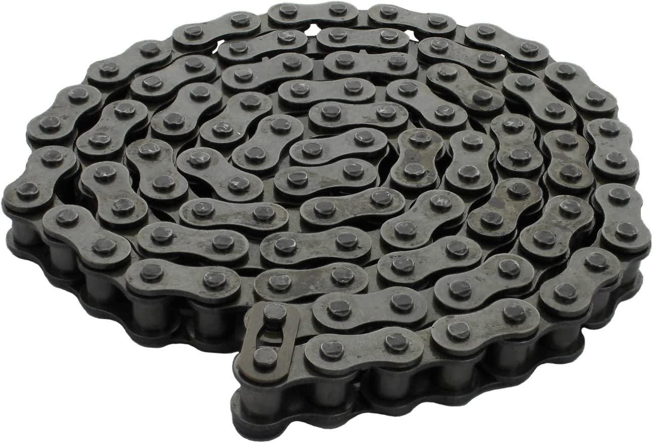 428 , 53 Links // 106 Rivets 420 428 Drive Chain Pit Bike Quad Bike Motorcycle Steel