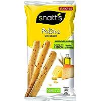 Grefusa - Snatt's | Palitos de Cereales con Queso - 56 gr