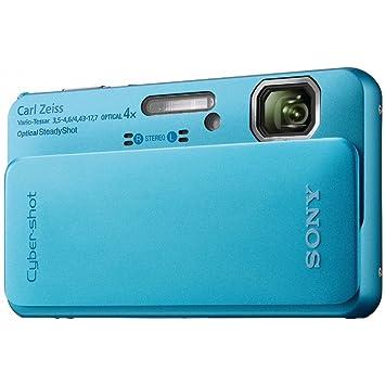 Amazon Sony Cyber Shot DSC TX10 16 2 MP Waterproof Digital