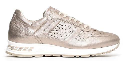 Sneaker Nero Giardini P805233D 312 5233 scarpe running donna sportive bronzo