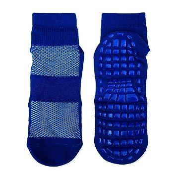 Calcetines antideslizantes para cama elástica - talla 37/42: Amazon.es: Deportes y aire libre