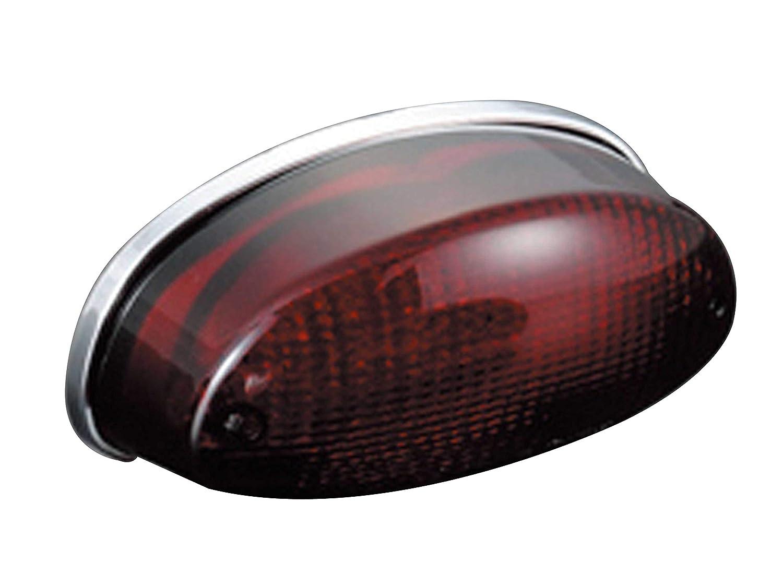 ポッシュ(POSH) LEDテールライト ダークレッド ZEP1100 032090-96 B00LE4I8AA