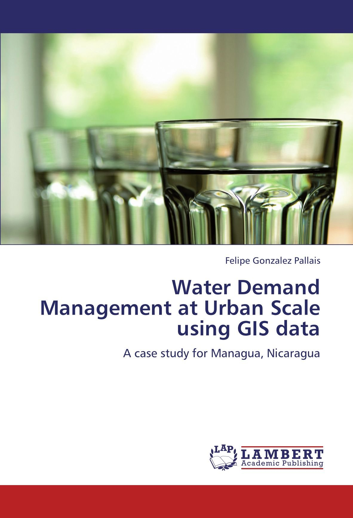 Download Water Demand Management at Urban Scale using GIS data: A case study for Managua, Nicaragua PDF