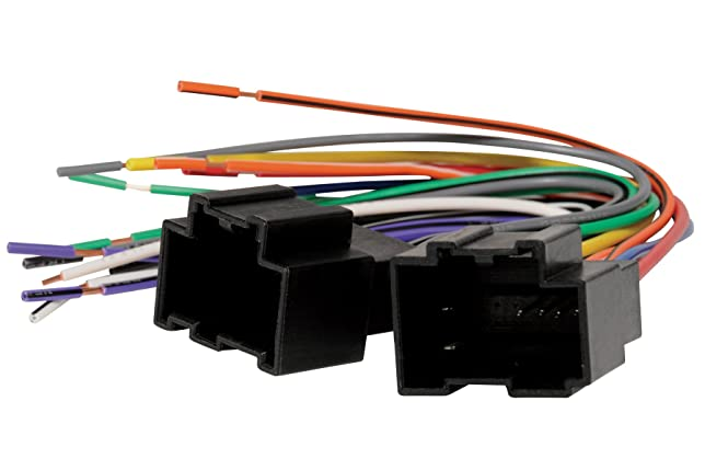 71LyDPdJwwL._SX644_ amazon com scosche hy09b 2007 09 hyundai santa fe kia sorrento scosche wiring harness diagrams at webbmarketing.co