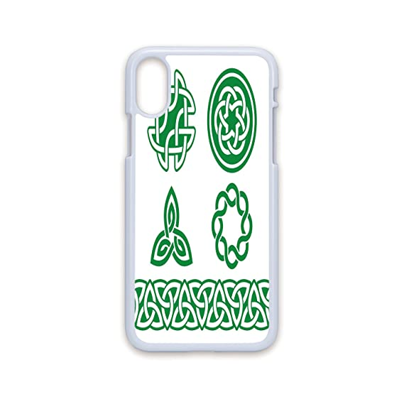 Amazon Phone Case Compatible With Iphone X White Edge 2d Print