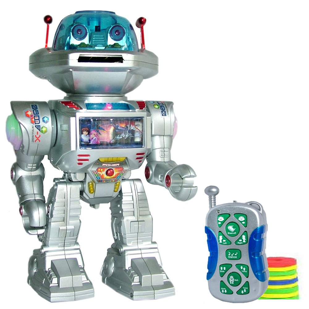 Toys For Robots : Rc remote control fighting robot talking kids toy