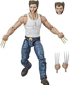 "Marvel Legends - Wolverine 6"" Action Figure Kids Toys & Collectibles Amazon Exclusive Ages 14+"