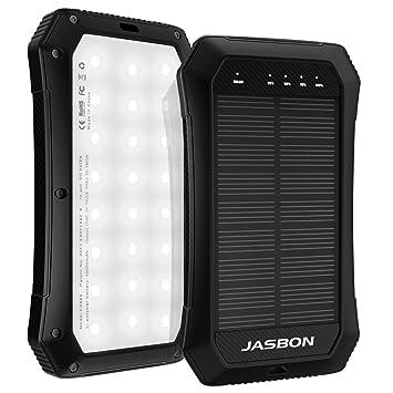 Chargeur Lamp Externe Led Ports Avec Samsung Power Solaire Secours Batterie X Bank Jsb Portable Pour 2 8 10000mah Usb Iphone De 2EDIH9W