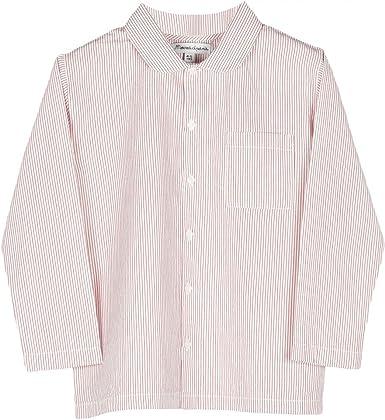 Alto de pijama para niño de rayas rojas y blancas Rojo rojo ...