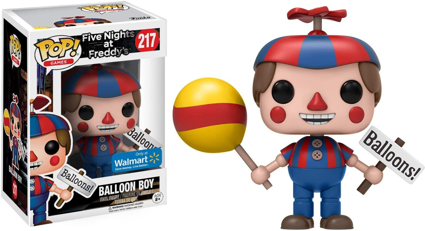 Funko – Five Nights at FreddyS - Figura Balloon Boy, 14110: Amazon.es: Juguetes y juegos