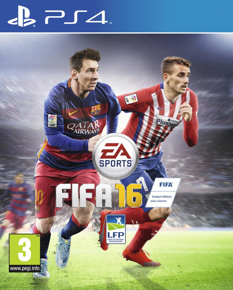 FIFA 16 (PS4) product image