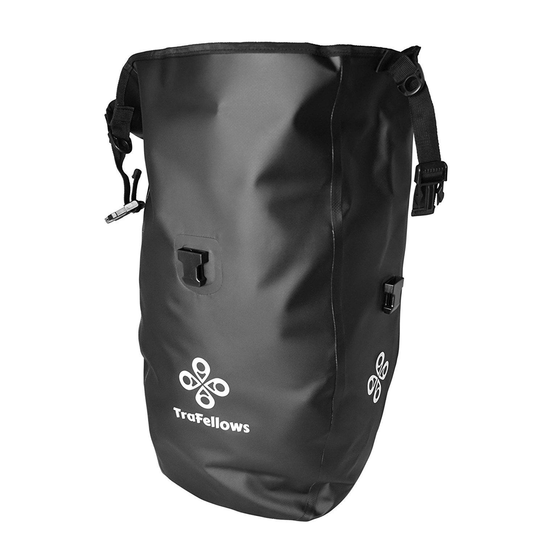 e14e77828267f Premium Fahrradtasche Für Den Gepäckträger Große Radtasche Mit