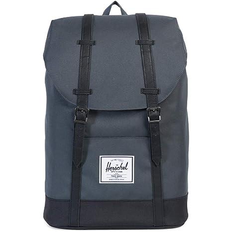 Herschel Classic Retreat 15 Backpack dark green