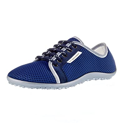 a9a55702d1f703 leguano Aktiv Ozeanblau – der Sportliche Barfußschuh  Amazon.de  Schuhe    Handtaschen