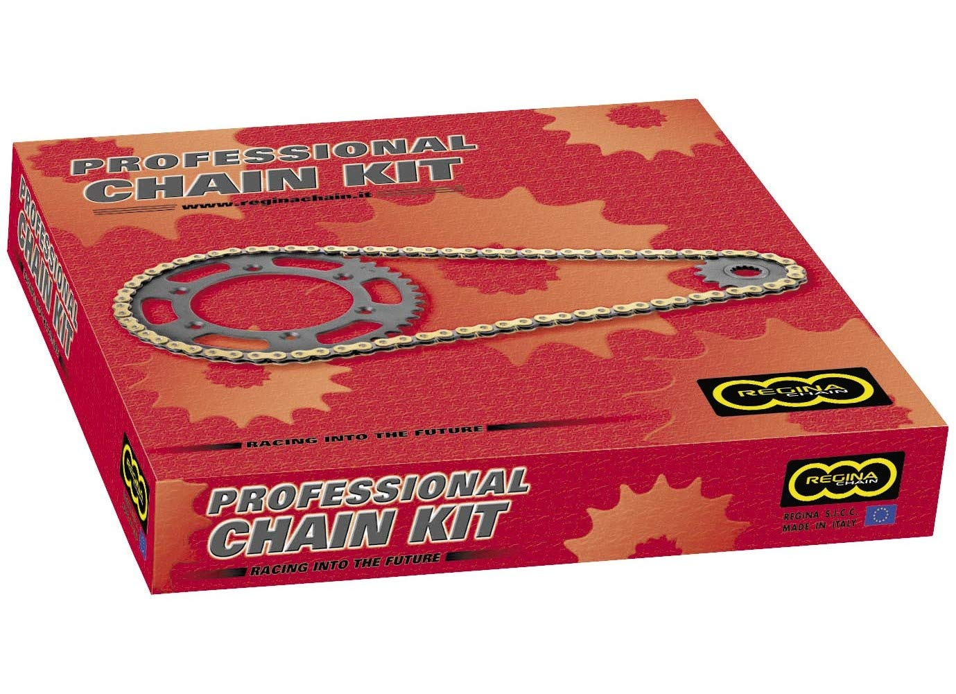 Regina Sprocket 6ZRT//118-KSU002 Chain KIT Suzuki GSX600F