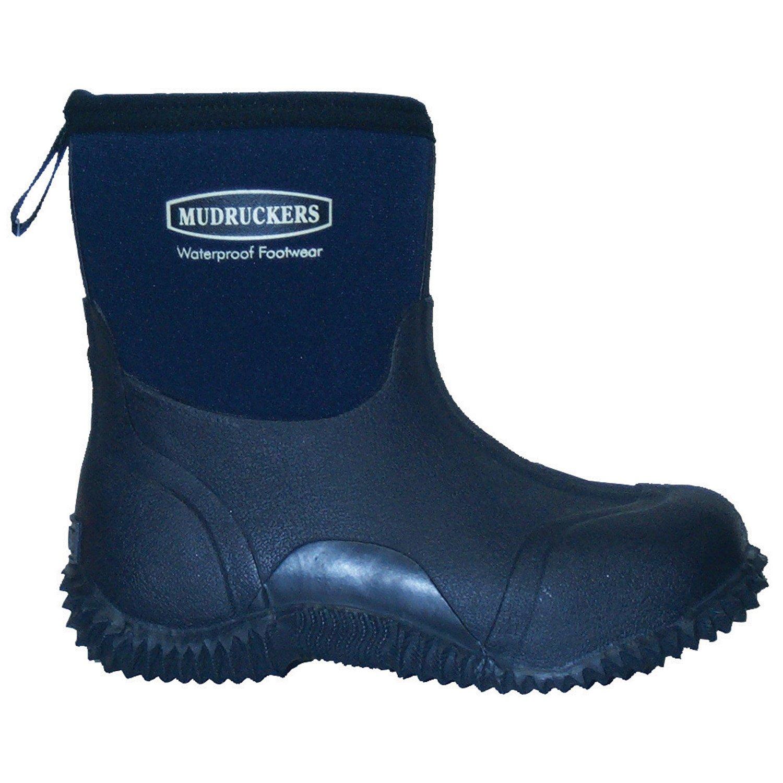 2ebf43813104 Amazon.com   Mudruckers Mid Boots   Sports   Outdoors