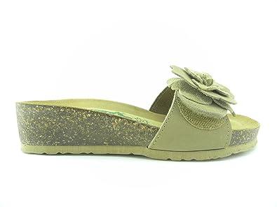 e565e324e43a Bionatura Women s Fashion Sandals Beige Nabuk 2.5  Amazon.co.uk  Shoes    Bags