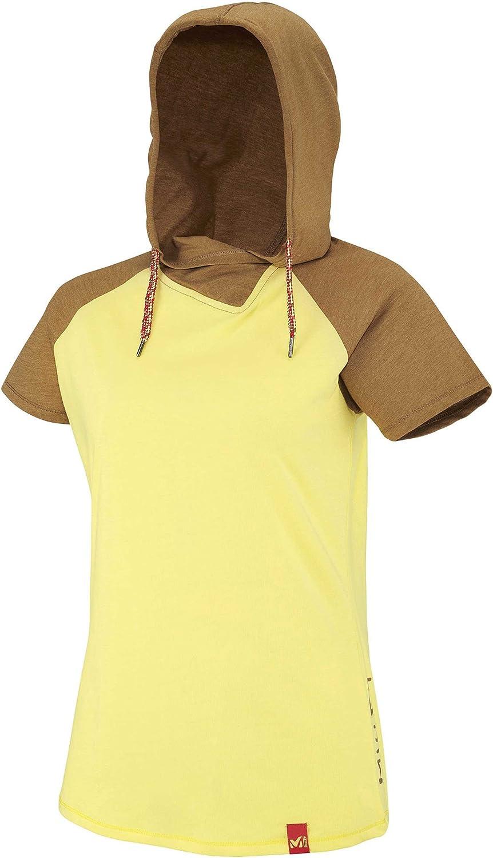 Millet Mada Roc camiseta con capucha de escalada (algodón ...