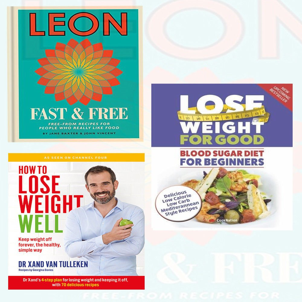 Leon fast freehardcover how to lose weight well blood sugar leon fast freehardcover how to lose weight well blood sugar diet for beginners 3 books collection set free from recipes for people keep weight off forumfinder Choice Image