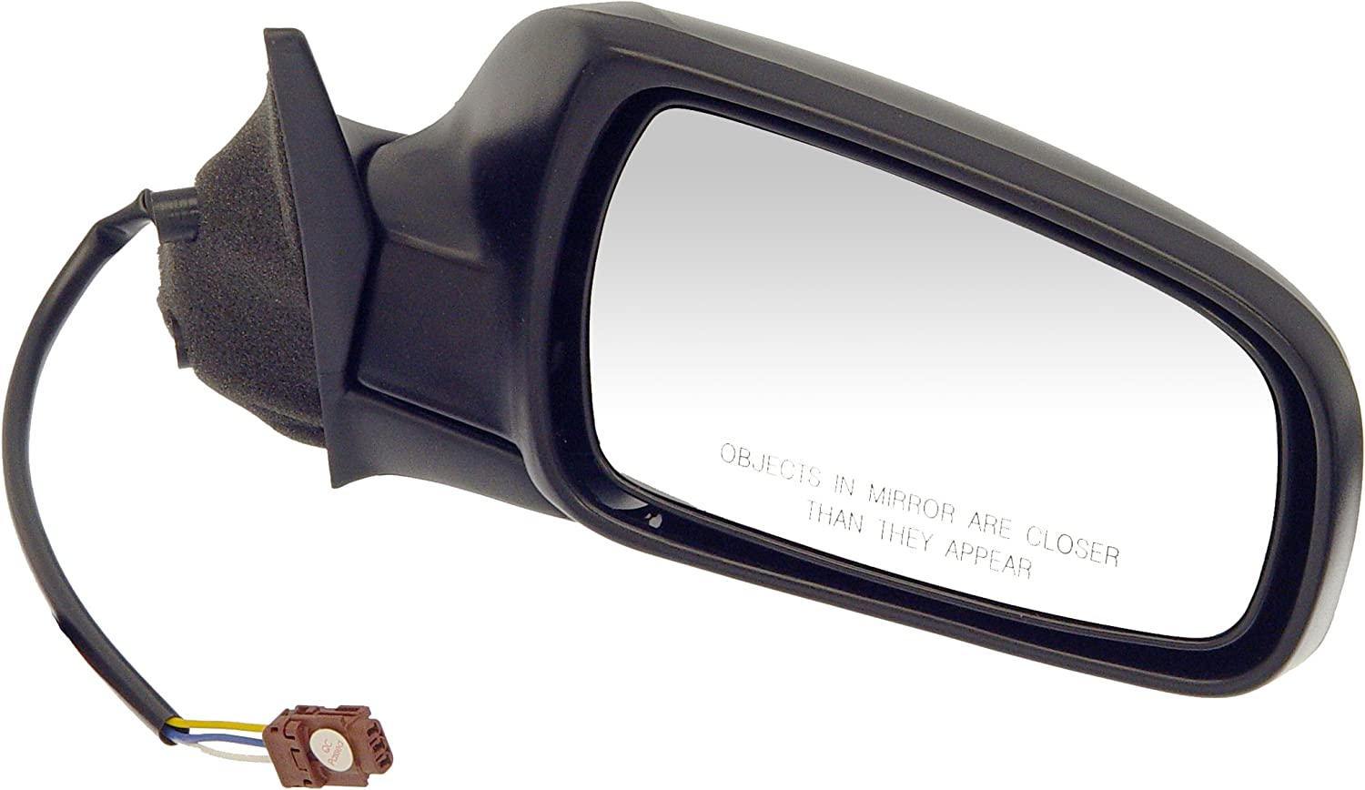 Black Dorman 955-441 Driver Side Power Door Mirror Nissan Models Folding for Select Infiniti
