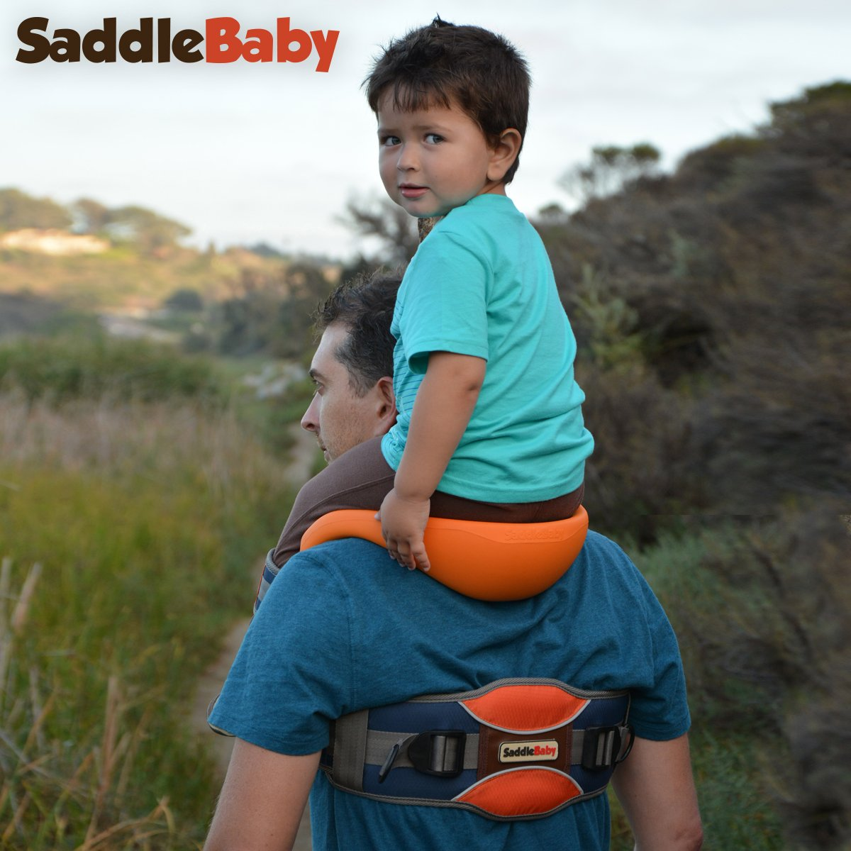 Image result for Cushioned Hip Seat Nylon Child Strap Rider travel back frame