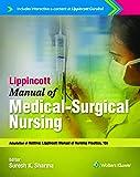 Lippincott Manual of Medical - Surgical Nursing Adaptation of Nettina: Lippincott Manual of Nursing Practice