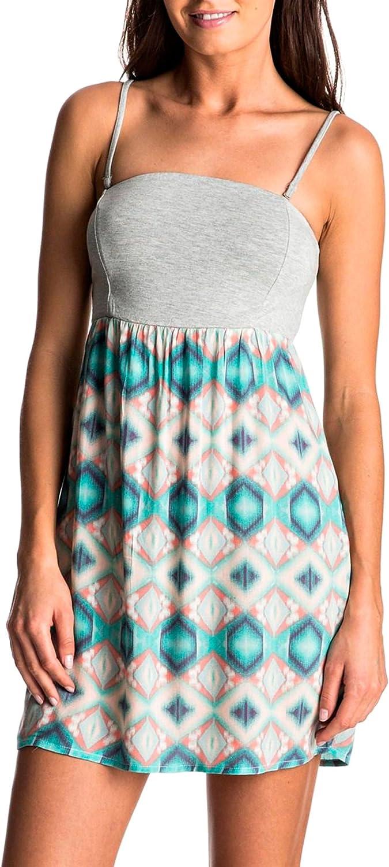 ROXY Women's Crystal Light Tube Dress