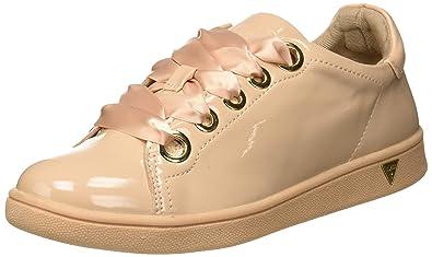 Guess Supereye, Zapatillas de Gimnasia para Mujer: Amazon.es: Zapatos y complementos