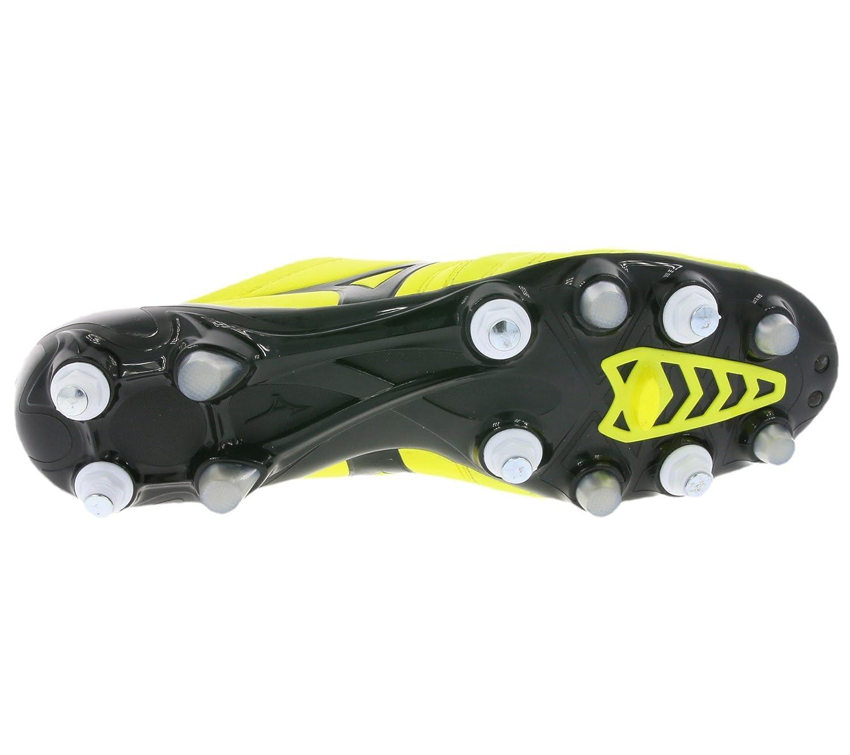 5159c3e35 Mizuno Morella Neo Mix Men soccer shoes Yellow P1GC151394