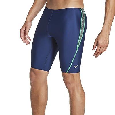 .com : Speedo Men's Pro LT Relaunch Jammer Swimsuit : Sports & Outdoors