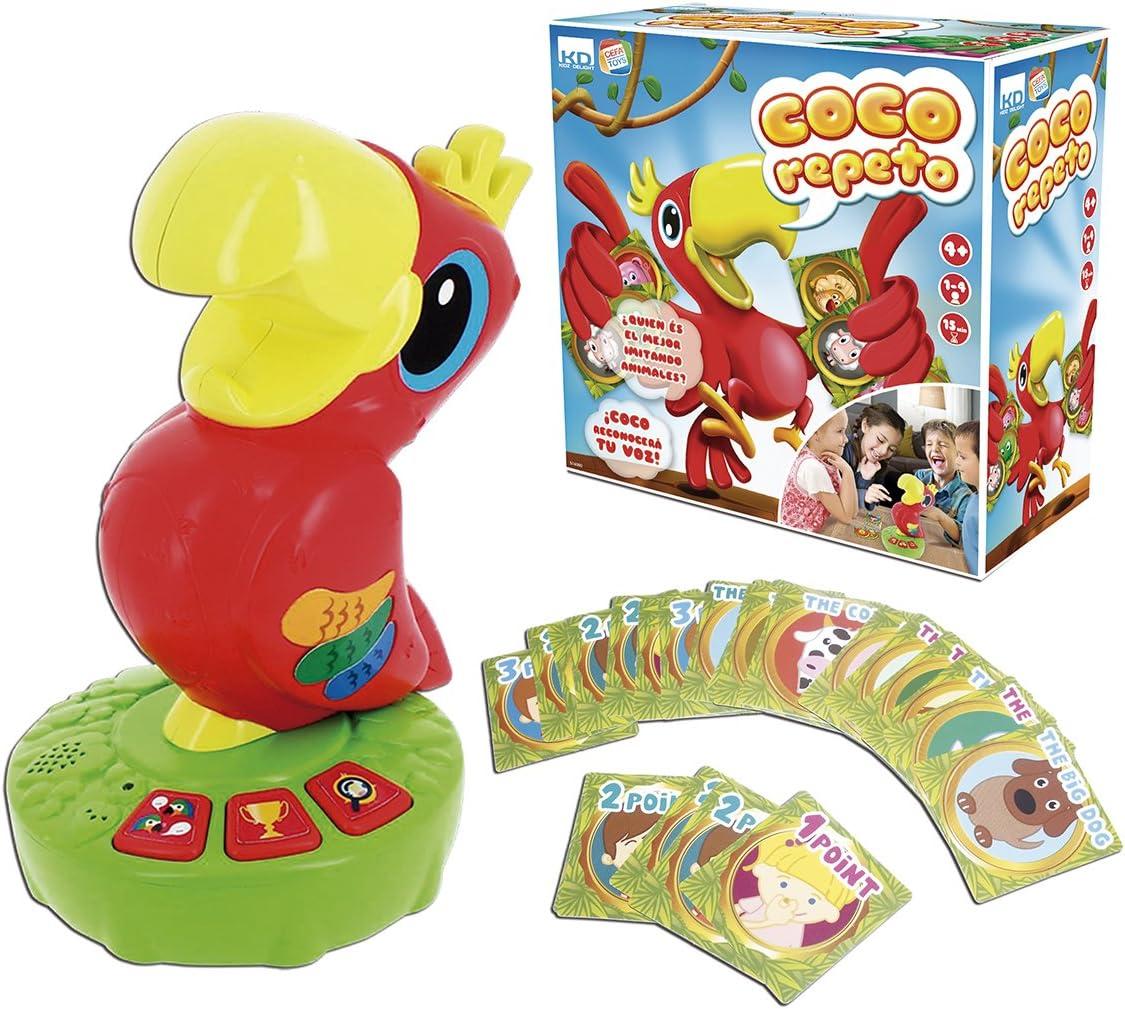 Kidz Delight - Juego de Mesa Vaquita Pedorreta (Cefa Toys 00474): Amazon.es: Juguetes y juegos