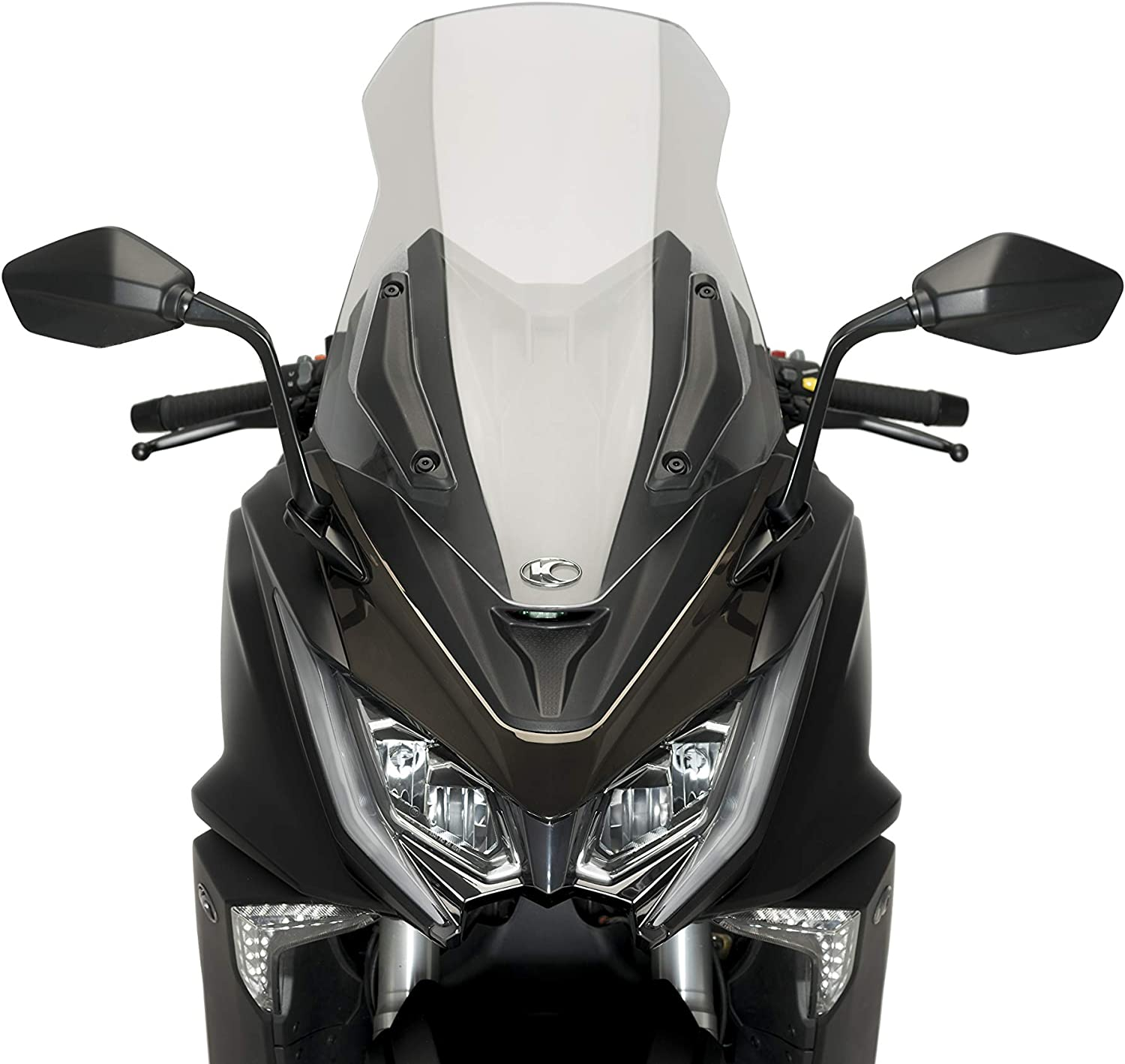 Puig Upper Deflector 3513N for Kymco Ak550 17-19