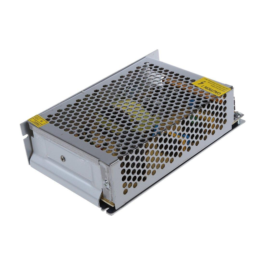 DC 12V 102W 8.5A Transformateur dalimentation de commutation pour bande de lampe LED 110//220V SODIAL R
