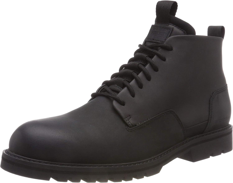 TALLA 40 EU. G-STAR RAW Core Boot II, Zapatos de Cordones Derby para Hombre