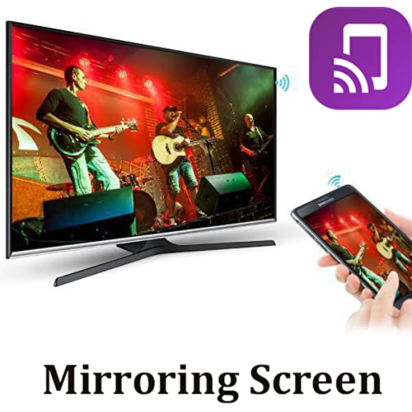 Amazon.com: Screen Mirroring - Display and Connect Phone to TV ...