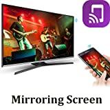 wi fi help - Screen Mirroring - Display and  Connect Phone to TV - Mirror Screen Stream